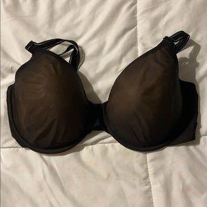 34DDD lined perfect coverage Victoria's Secret bra